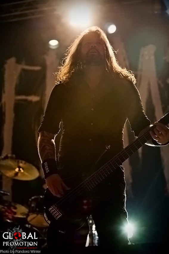 In Flames - All For Me,Live Hovet 2011
