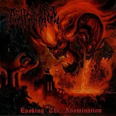 "Abhorrence ""Evoking The Abomination"" – 2001 / Дискография Metal ..."