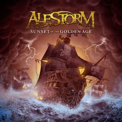 "Alestorm: ""Sunset On The Golden Age"" – 2014"