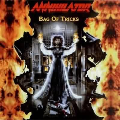 annihilator bag of tricks 1994 metal library. Black Bedroom Furniture Sets. Home Design Ideas