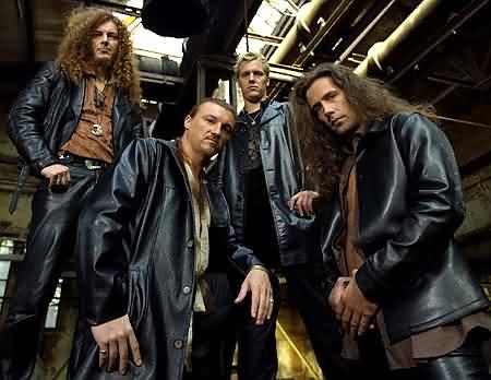 (Hard rock, Heavy) Axxis - 6 альбомов - 1989,1995,2001,2004,2006,2007 APE (image + .cue)