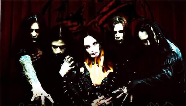 cradle of filth imagenes