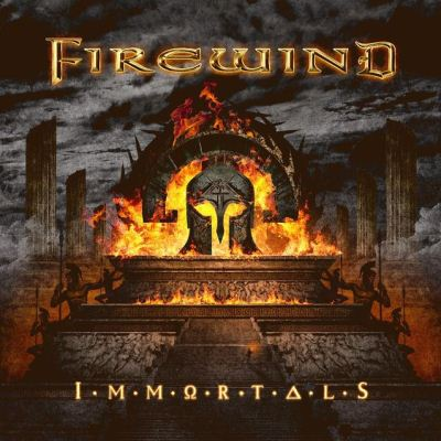 "Firewind: ""Immortals"" – 2017"