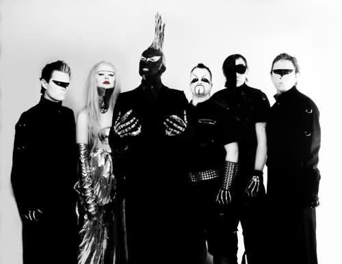 Gothminister - Darkside (2008)
