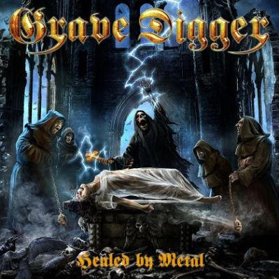 "Grave Digger: ""Healed By Metal"" – 2017"