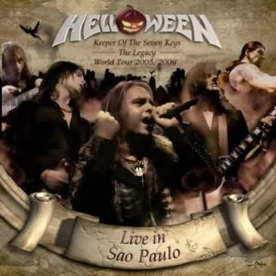 HELLOWEEN - Keeper Of The Seven Keys The Legacy World Tour - Live In Sao Paulo [2007][320kbps]