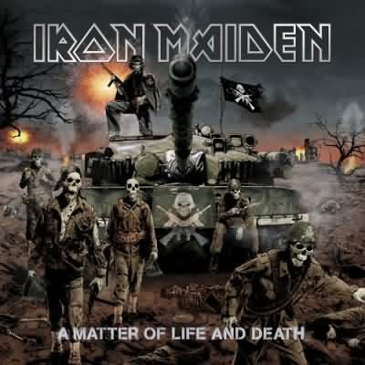 "Iron Maiden: ""A Matter Of Life And Death"" – 2006"