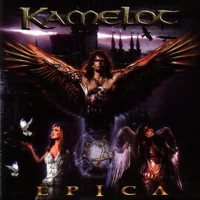 (Power Metal) Kamelot - Epica - 2003, APE (image + .cue), lossless