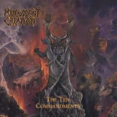 Malevolent Creation - The Ten Commandments (1991) [WavPack] - Death