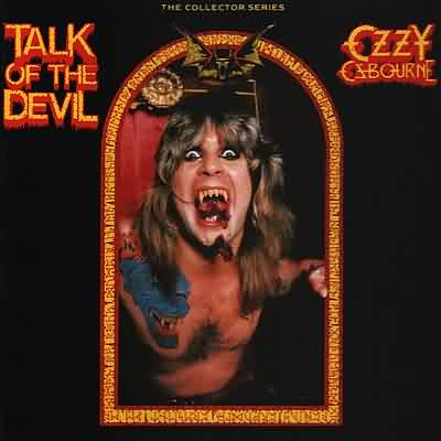 ozzy osbourne talk of the devil 1982. Black Bedroom Furniture Sets. Home Design Ideas