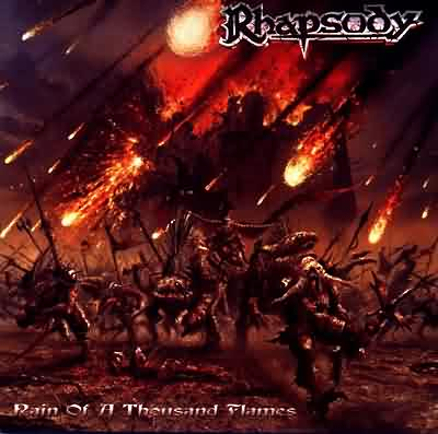 "Rhapsody: ""Rain Of A Thousand Flames"" – 2001"
